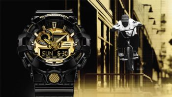 Top Casio G Shock Black And Gold Watches