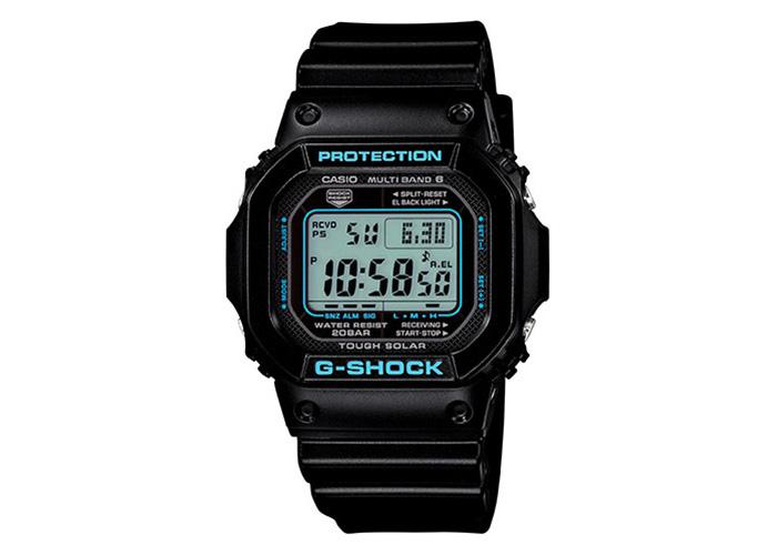 CASIO G-Shock GW-M5610BA-1JF Black & Blue