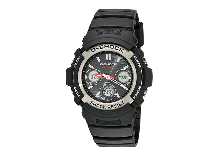 Casio G-Shock AWGM100-1ACR Tough Solar & Multiband Atomic