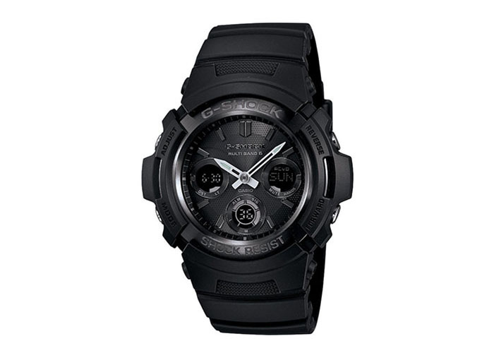 Casio G-Shock AWGM100B-1ACR Tough Solar
