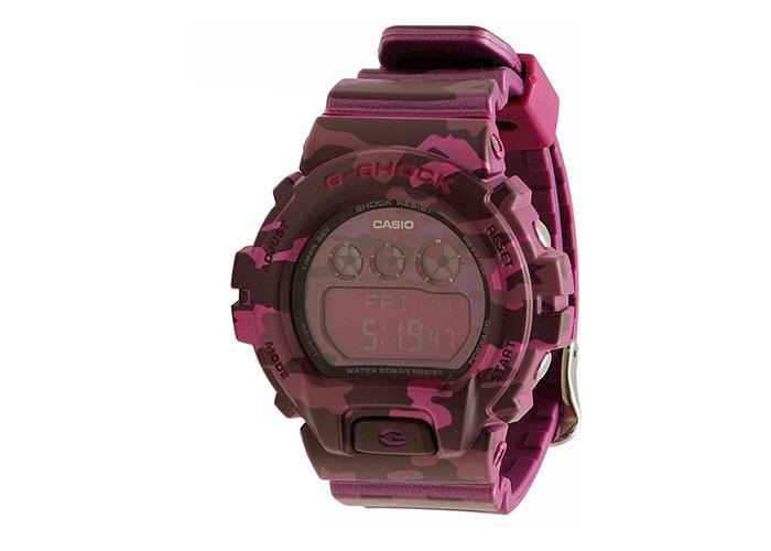Casio G-Shock Baby-G BA110 Series Black & Pink