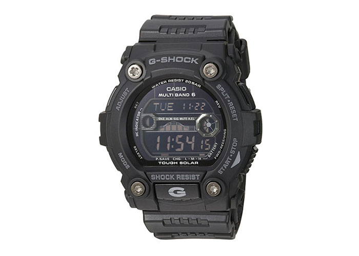 Casio G-Shock G-Rescue Solar & Multiband Atomic