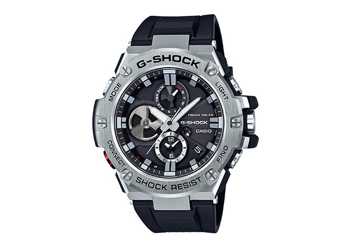 Casio G-Shock G-Steel Bluetooth Watch