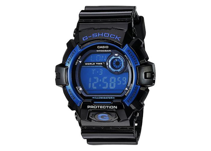 Casio G-Shock G8900A-1CR Black & Blue
