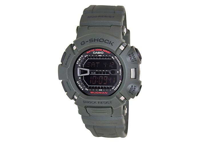 Casio G-Shock G9000-3V Mudman Army Green
