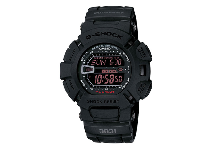 Casio G-Shock G9000MS-1CR Military Black