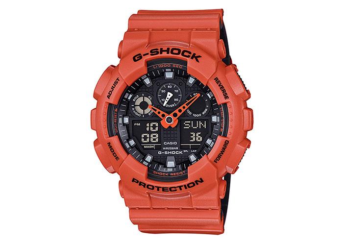 Casio G-Shock GA-100 Military Series
