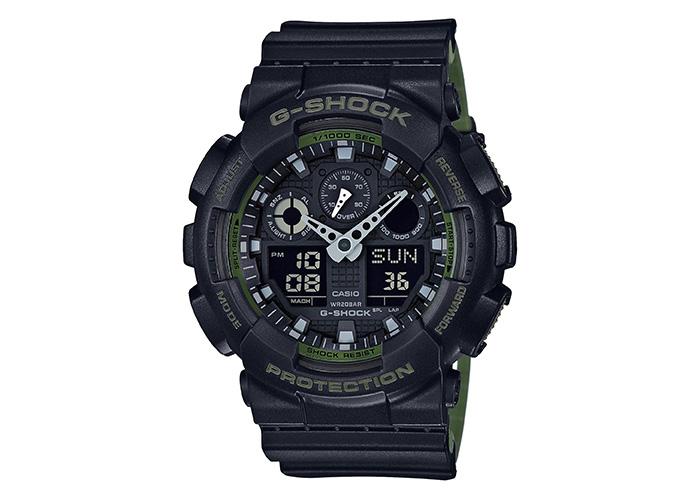 Casio G-Shock GA-100L-1A (Military Series)