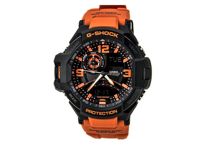 Casio G-Shock GA1000-4A Twin Sensor