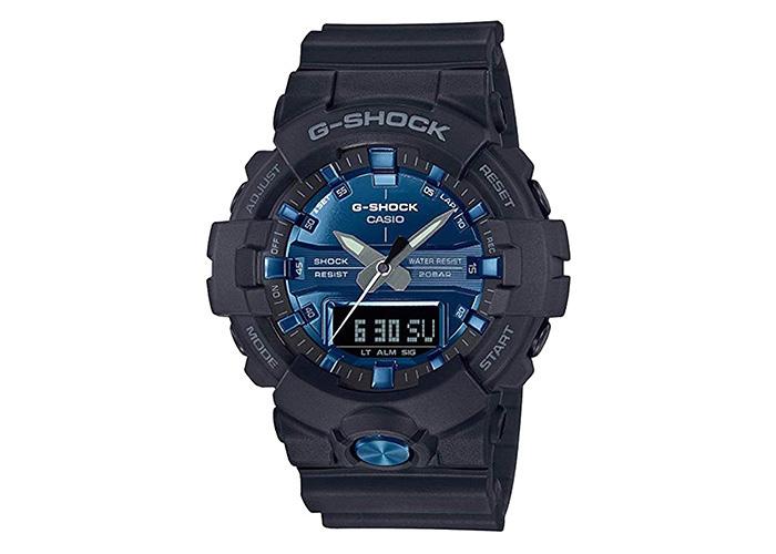 Casio G-Shock GA810MMB-1A2 Black & Blue