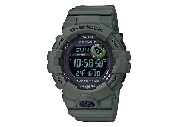 Casio G-Shock GBD800UC-3 Green