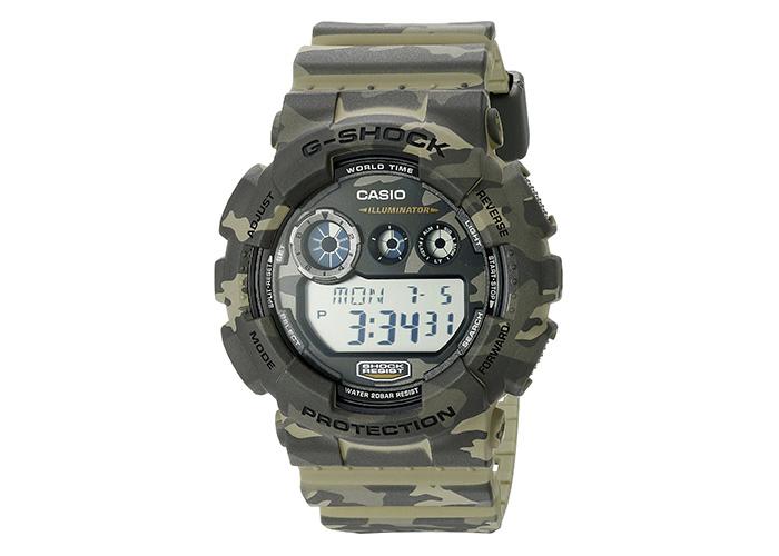 Casio G-Shock GD-120CM Camo