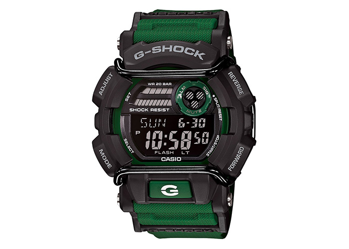 Casio G-Shock GD-400-3CR Green