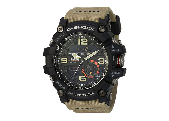 Casio G-Shock GG-1000-1A5CR Tough Solar