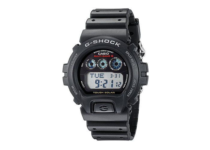 Casio G-Shock GW6900-1 Tough Solar