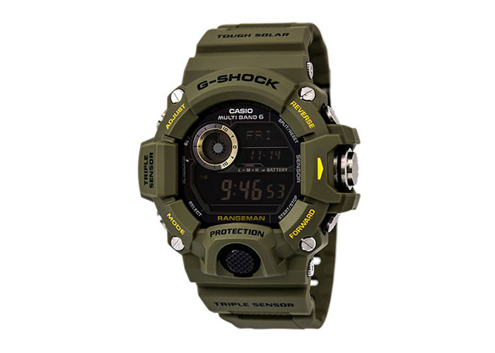 Casio G-Shock GW9400 Rangeman Tough Solar & Multiband Atomic