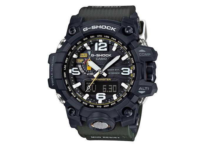 Casio G-Shock GWG1000-1A3 Green & Black