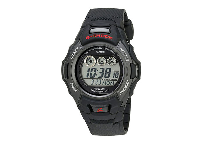 Casio G-Shock GWM530A-1 Tough Solar