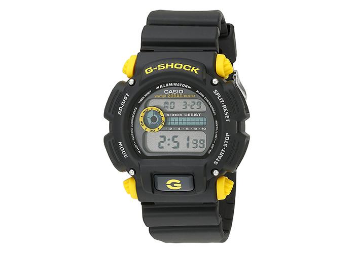 G-Shock DW9052-1C9CR Black & Yellow