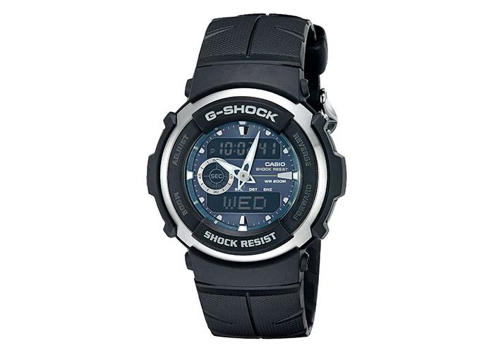 G-Shock G300-3AV Black & Silver