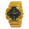 G-Shock GA100A-9A Black & Yellow