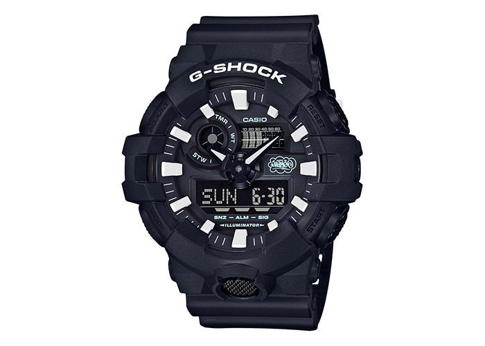 G-Shock GA700EH-1A Eric Haze Collaboration Black & White