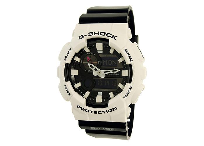 G-Shock GAX-100 G-Lide Series Black & White
