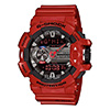 G-Shock GBA400-4A Red & Black Classic Series