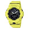 G-Shock GBA800-9A Black & Yellow