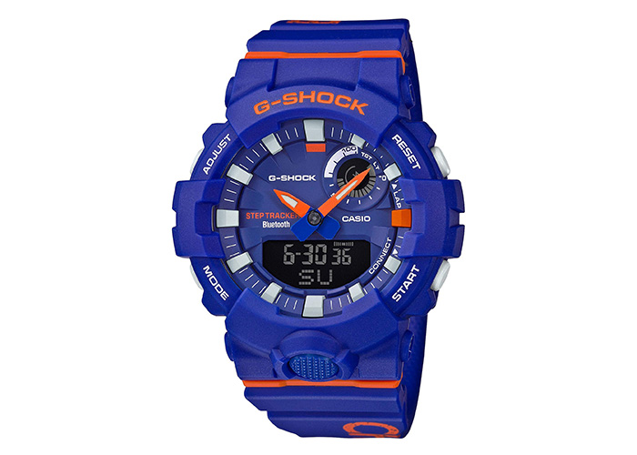 G-Shock GBA800DG-2A Blue and Orange (Urban Trainer)