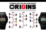 G Shock Origins Casio