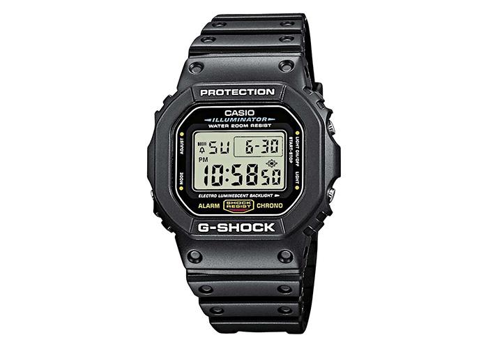 G-shock DW5600E-1V Shock Black Casio