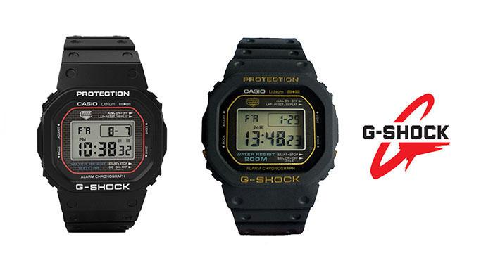 G-Shock DW-5000 Series   1983
