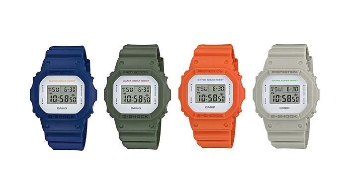 G-Shock DW-5600M Series