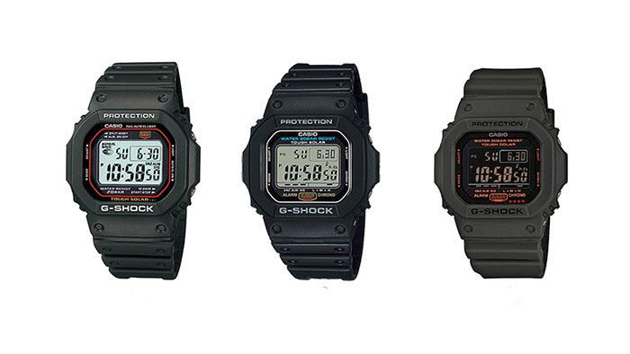 G-Shock G-5600 Series   2002