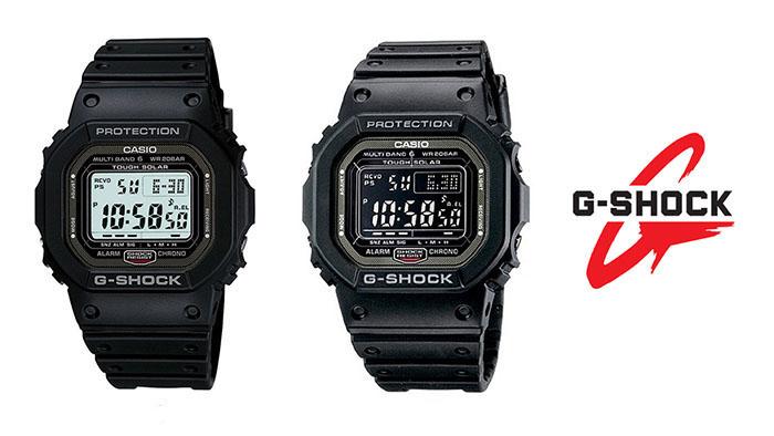 G-Shock GW-5000 Series   2005
