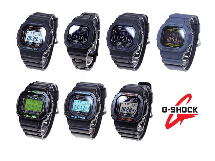 G-Shock GW-M5610 Series   2010