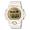 G-Shock Baby-G BG6901-7 White and Gold-Tone