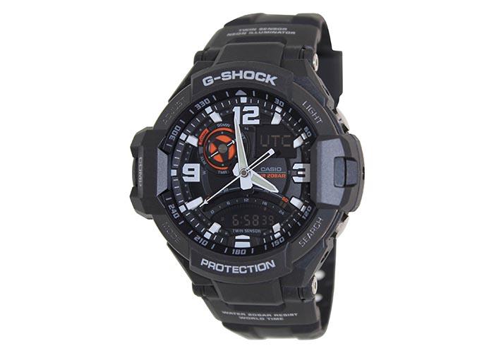 G-Shock GA-1000-1A Aviation Series
