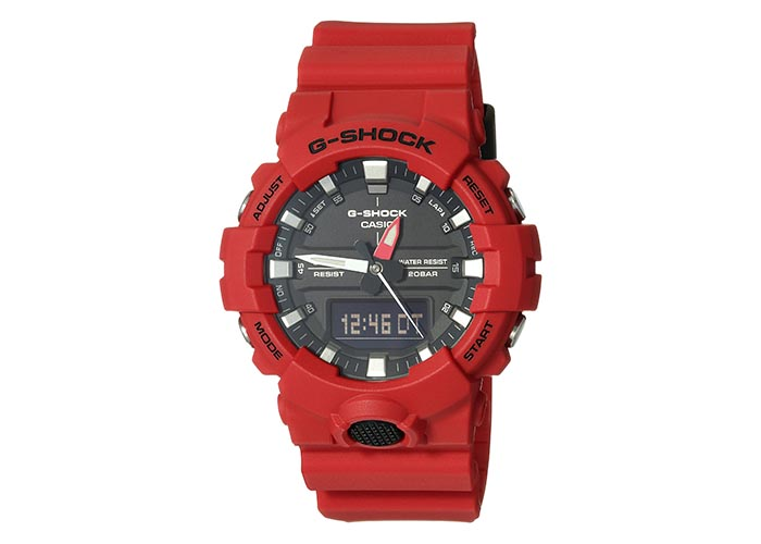 G-Shock GA-800 Red
