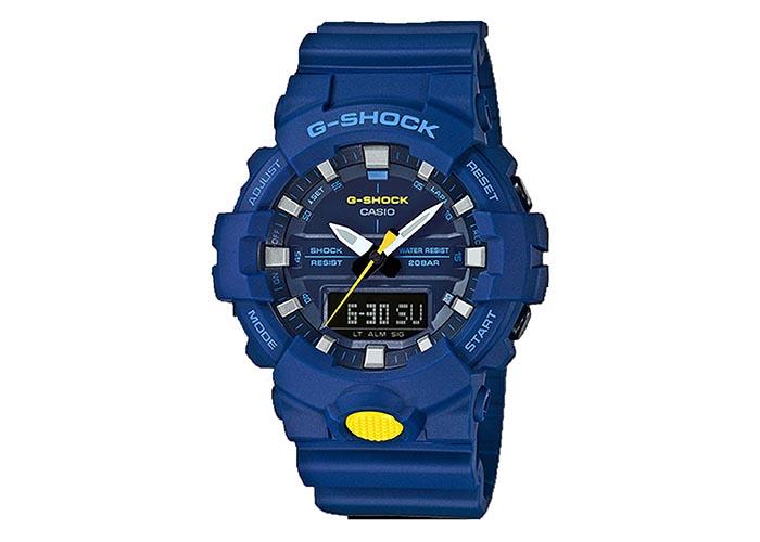 G-Shock GA800SC Blue