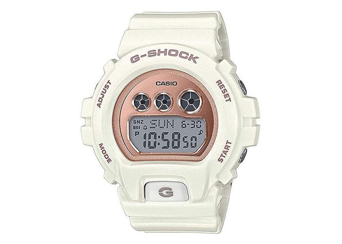 G-Shock GMD-S6900MC-7CR White & Gold